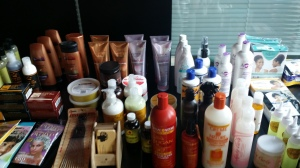 black girl hair products!
